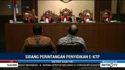 Jaksa KPK Hadirkan Dua Saksi di Sidang Fredrich Yunadi