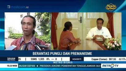 Sopir Truk Ini Jalak Kaki Sidoarjo-Jakarta untuk Temui Jokowi