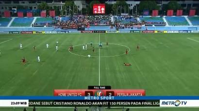 Persija Takluk 2-3 dari Home United
