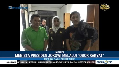 Dua Buron Kasus Penistaan Presiden Ditangkap Kejaksaan