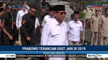 Prabowo Terancam Gigit Jari di Pilpres 2019
