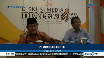 ICMI Setuju Putusan PTUN Bubarkan HTI