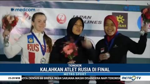 Atlet Panjat Tebing Indonesia Raih Emas di Kejuaraan Dunia