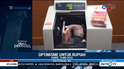 Optimisme untuk Rupiah