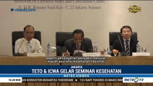 Indonesia dan Taiwan Jajaki Kerja Sama Bidang Medis