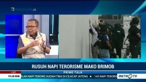 Arsul Sani: Harusnya Napi Teroris Tak Ditahan di Rutan Mako Brimob