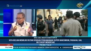 Asrul Sani Usulkan Bangun Rutan <i>Super Maximum Security</i> untuk Tahanan Teroris
