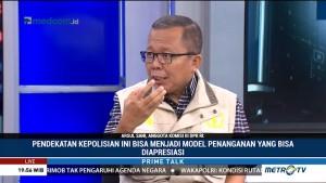 DPR: <i>Soft Approach</i> saat Insiden Mako Brimob Bisa Jadi Contoh Penanganan Terorisme