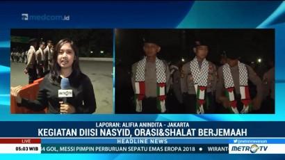 TNI-Polri Siagakan 35 Ribu Personel untuk Kawal Aksi 115
