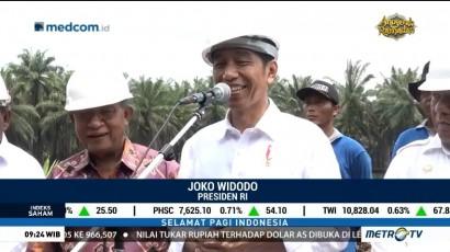 Jokowi Tak akan Intervensi Kebijakan Moneter BI