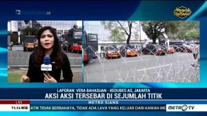 TNI-Polri Siagakan 1.500 Personel di Kedubes AS
