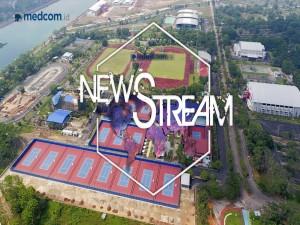 Menteri BUMN Tinjau Venue Asian Games 2018