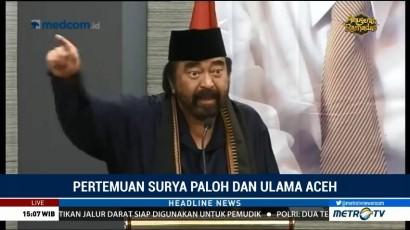 Surya Paloh Temui Ulama Aceh