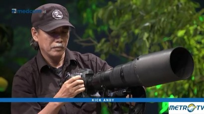 Kick Andy - Hutan Itu Indonesia (1)