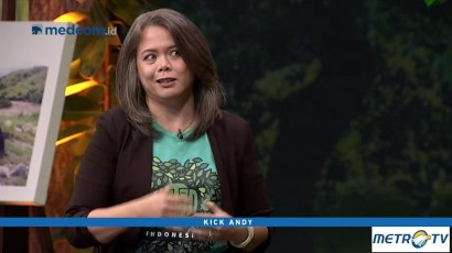 Kick Andy - Hutan Itu Indonesia (3)