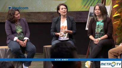 Kick Andy - Hutan Itu Indonesia (4)