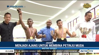 Jakarta Big Fight Jadi Ajang Pembinaan Petinju Indonesia