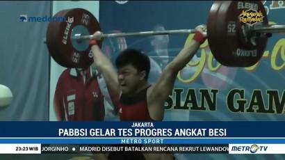 Performa Atlet Angkat Besi Indonesia Alami Peningkatan