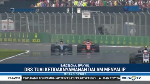 Formula 1 Evaluasi DRS