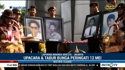 Kampus Tri Sakti Gelar Peringatan Tragedi 12 Mei