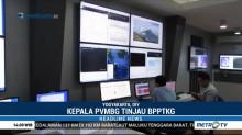 Kepala PVMBG Tinjau Kondisi Alat Pantau Gunung Merapi