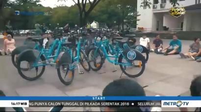 Berbagi Sepeda Lewat Aplikasi (2)