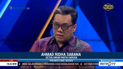 Jalan Terjal Parpol Baru di Pemilu 2019