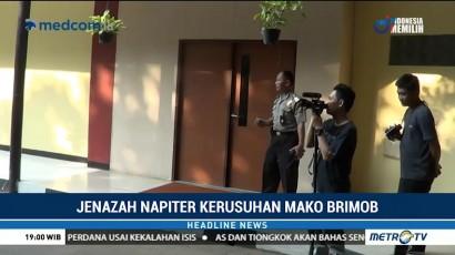 Jenazah Napiter Benny Samsu Diserahkan ke Keluarga
