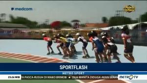 700 Atlet Ikuti Kejuaraan Sepatu Roda Bupati Bekasi Open