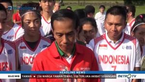 Jokowi Ucapkan Selamat pada Mahathir Mohamad