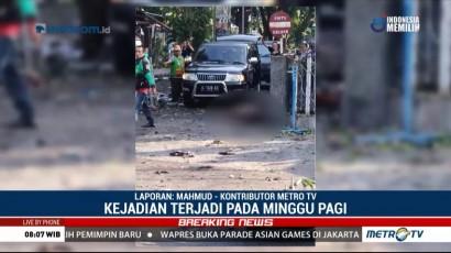 Bom Meledak di Surabaya