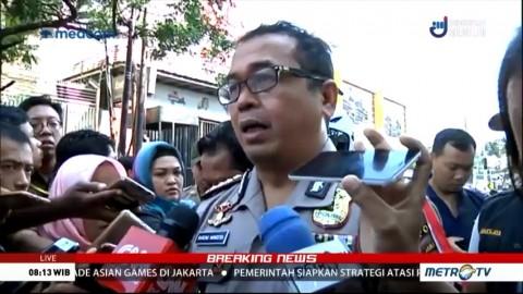 Dua Orang Tewas Akibat Bom Bunuh Diri di Surabaya