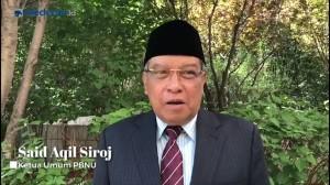 Said Aqil: Saya Yakin Aparat Mampu Menciptakan Ketenangan dan Keamanan