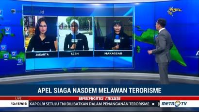 Apel Siaga NasDem Melawan Terorisme (2)