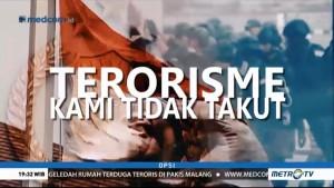 Terorisme, Kami Tidak Takut (1)