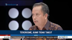 Terorisme, Kami Tidak Takut (6)