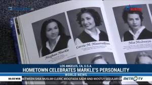 Hometown Celebrates Markle's Sparkling Personality