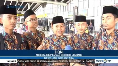 12 Kelompok Peserta Syiar Anak Negeri Kunjungi Metro TV