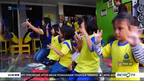 Rumah dan Sekolah Bagi Anak Luar Biasa (2)