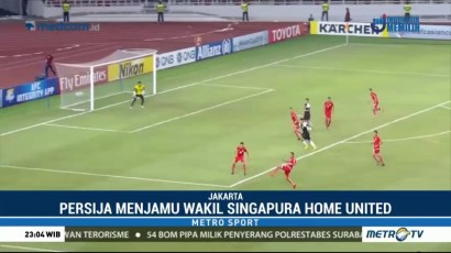Persija Gagal Lolos Ke Final Piala AFC