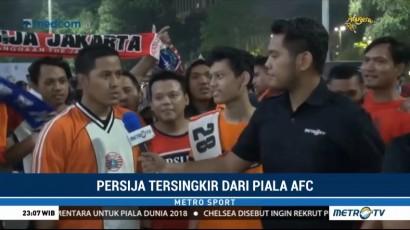 Tanggapan Jakmania Usai Persija Gagal ke Final Piala AFC