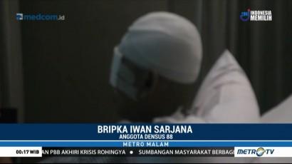 Kesaksian Bripka Iwan Sarjana saat Disandera Napi Teroris