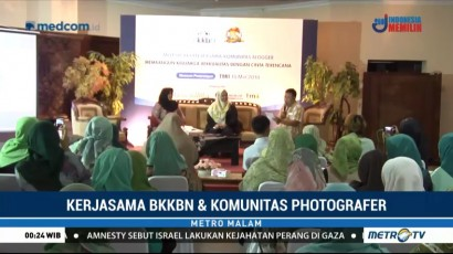 BKKBN Rangkul Komunitas Fotografi dan Blogger untuk Sosialisasikan Program