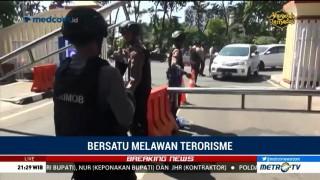 Pengamanan Kantor Kepolisian di Jatim Ditingkatkan