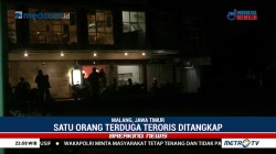 Densus 88 Kembali Tangkap Terduga Teroris di Malang