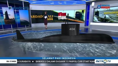 Spesifikasi KRI Ardadedali-404, Alutsista Baru TNI AL