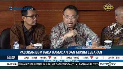 Pertamina akan Tambah 15 Persen Pasokan BBM di Bulan Ramadan