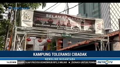 Menjaga Keberagaman di Kampung Toleransi