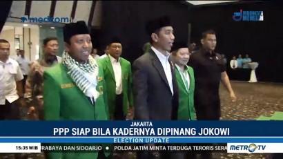Romahurmuziy Siap Jadi Cawapres Jokowi