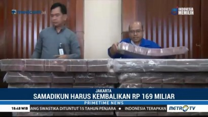 Samadikun Kembalikan Uang Korupsi BLBI Rp87 M